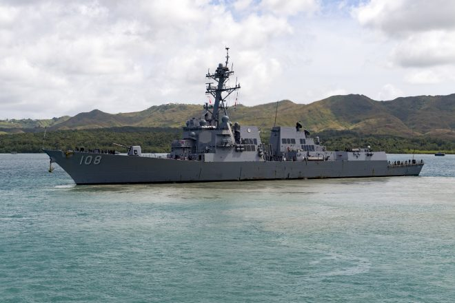 MDA Chief: U.S. Needs Hybrid System to Defend Guam From Missile Threats