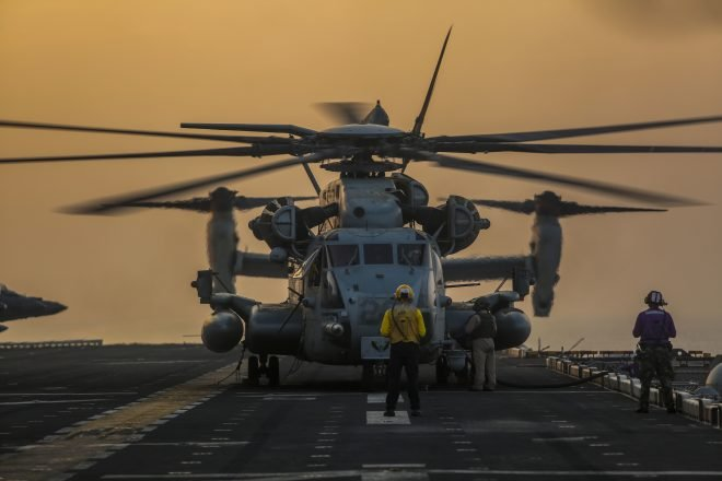 Recent Fatal Navy, Marine Aviation Crashes Are Symptoms of Overworked Forces, Officials Say