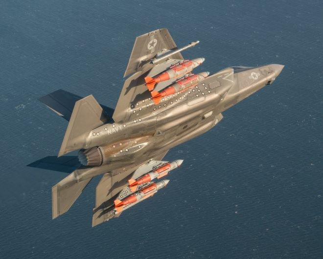 As F-35 Production Increases, Cost Per Fighter To Drop Below $100 Million