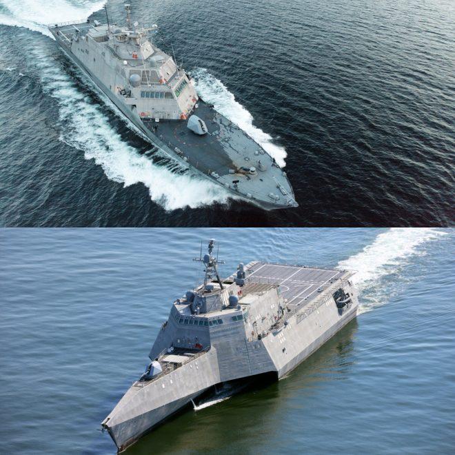 Report to Congress on Littoral Combat Ship Program