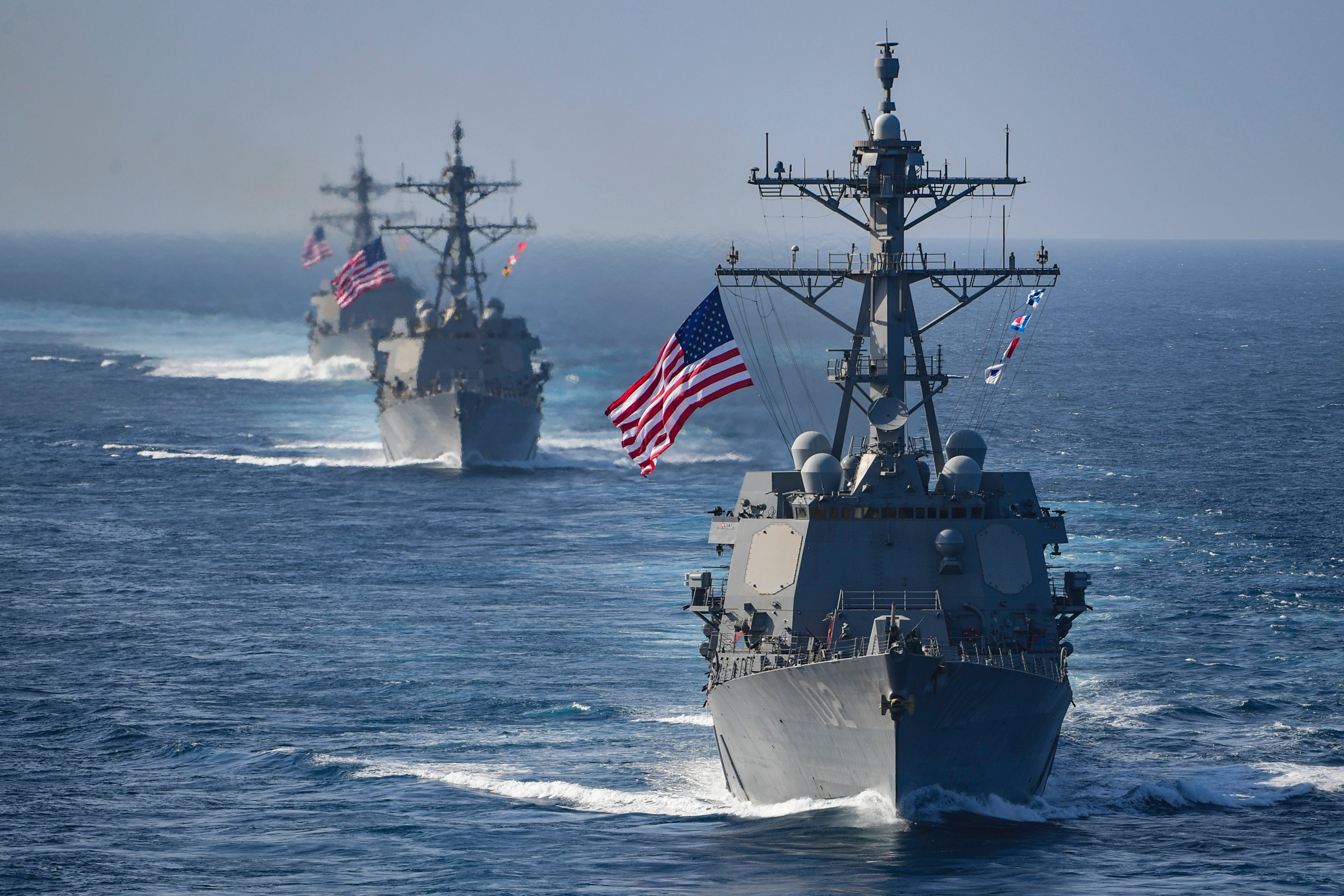 Navy Will Extend All DDGs to a 45-Year Service Life