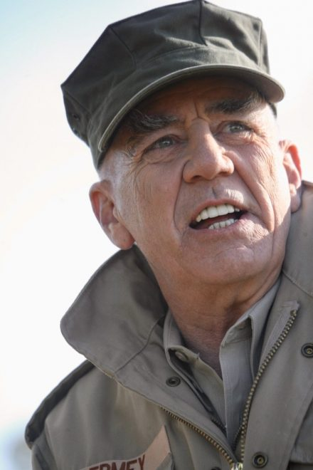 Marine, Actor R. Lee Ermey Dies at 74