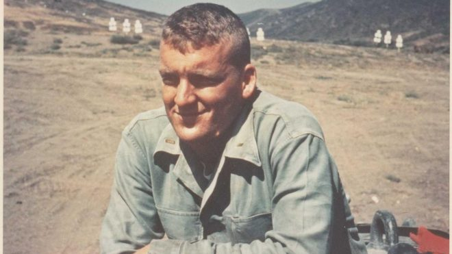 51 Years Later, Fallen Vietnam Marine Honored With Silver Star