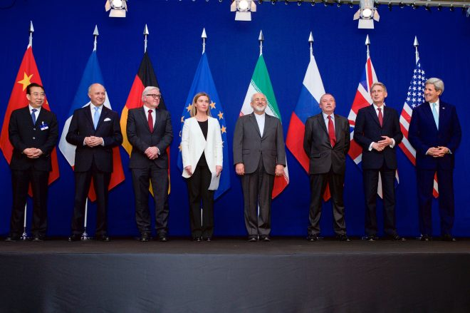 Diplomats: EU Wrestling with Iran Nuclear Deal After American Exit