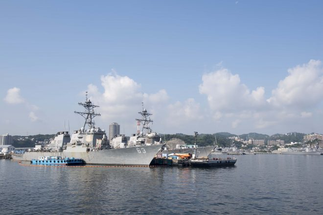 Two Fleets or One? HASC Settles on Single Readiness Generator After Lengthy Debate