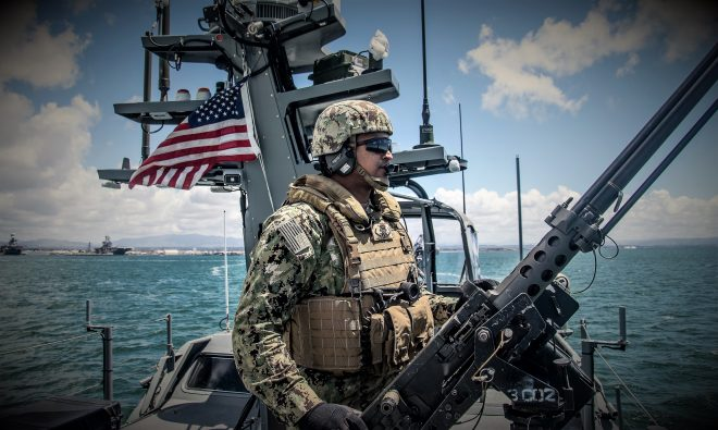 Report to Congress on Navy Irregular Warfare and Counterterrorism Operations