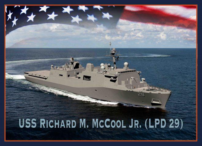 SECNAV Spencer Names Ship After WWII Medal of Honor Recipient Who Fought Off Kamikaze Attacks