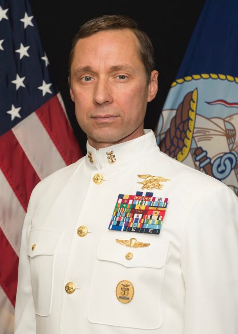 Retired SEAL Britt Slabinski to Receive Medal Of Honor