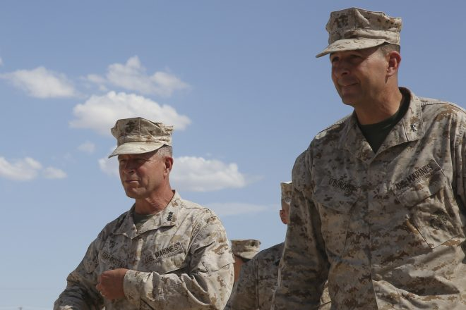 Craparotta to Lead Marine Corps Forces Pacific; Smith to Command III MEF