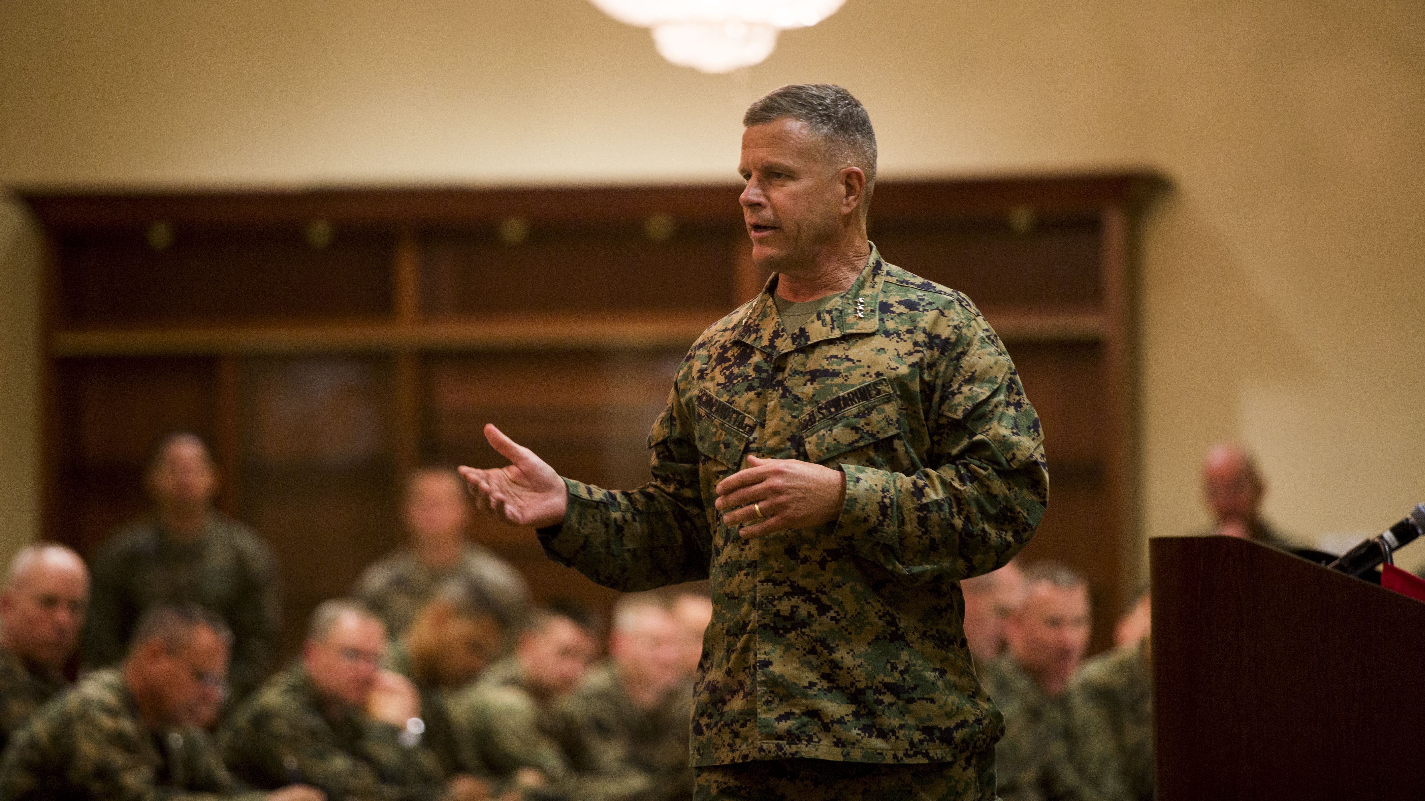 Craparotta to Lead Marine Corps Forces Pacific