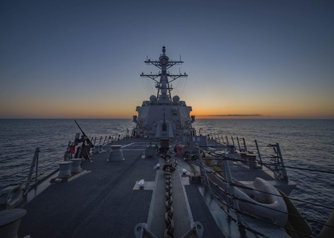 Navy Reestablishes U.S. 2nd Fleet to Face Russian Threat; Plan Calls for 250 Person Command in Norfolk