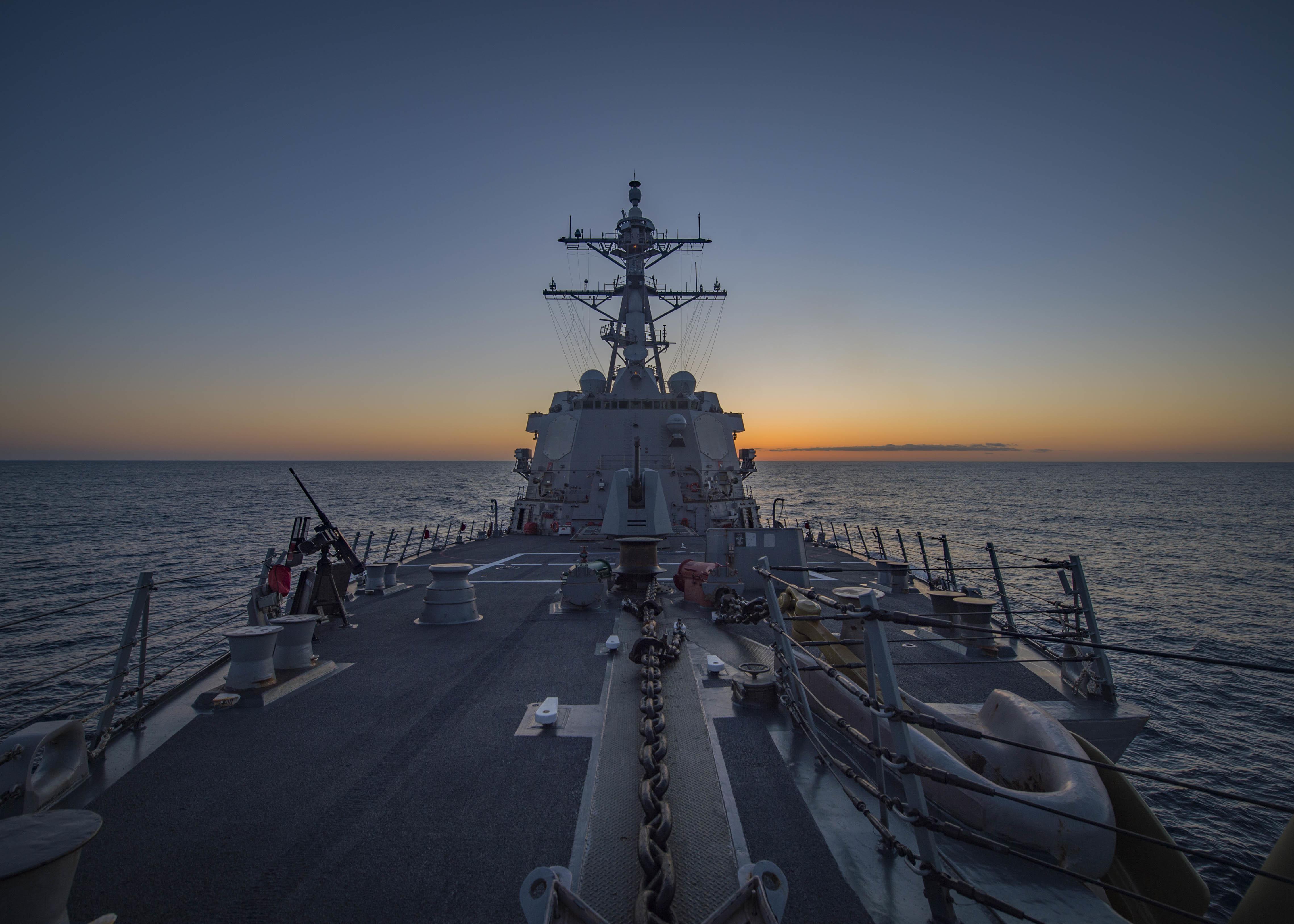 FY 2020 Budget: Navy Cuts Ship, Aircraft Procurement