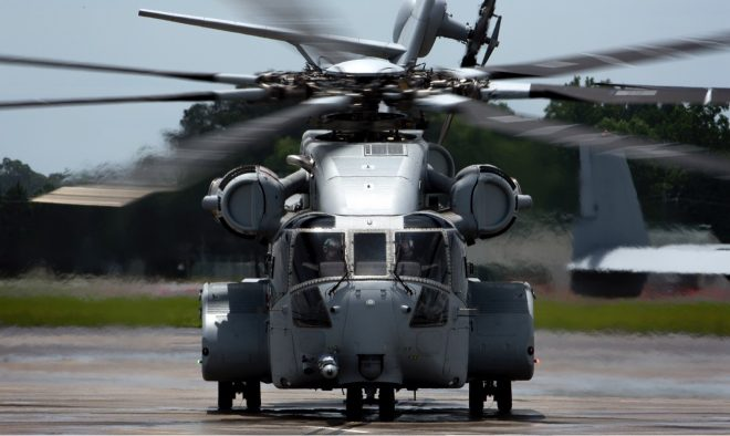 Marine Corps Accepts Delivery Of First CH-53K Super Stallion