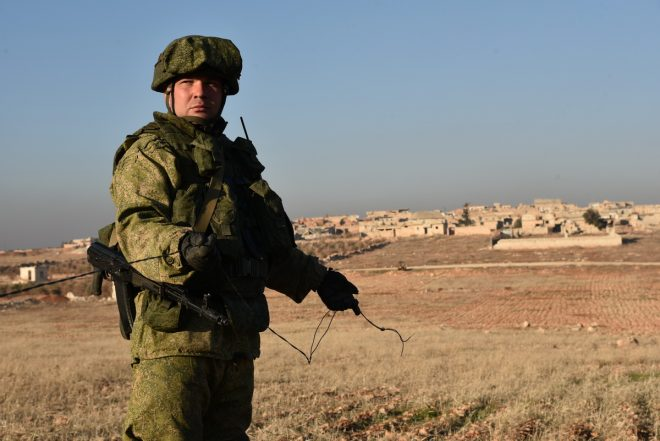Expert: Syria Deployment Pushing the Limits of Russian Military Capability