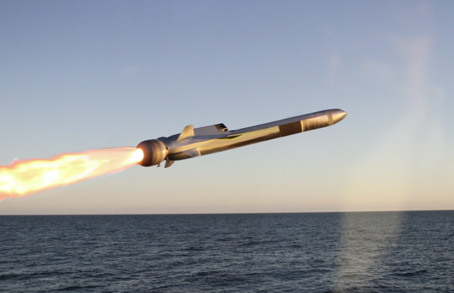 Raytheon Awarded LCS Over-the-Horizon Anti-Surface Weapon Contract; Deal Could be Worth $848M