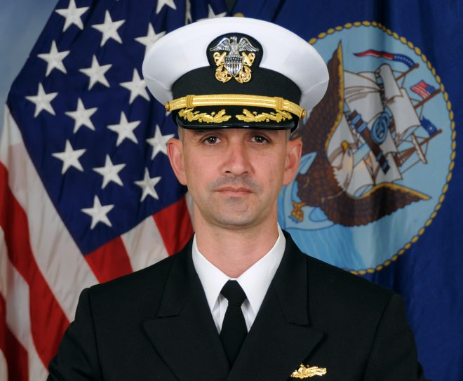 Former CO of USS John S. McCain Pleads Guilty to Negligence in Collision Case