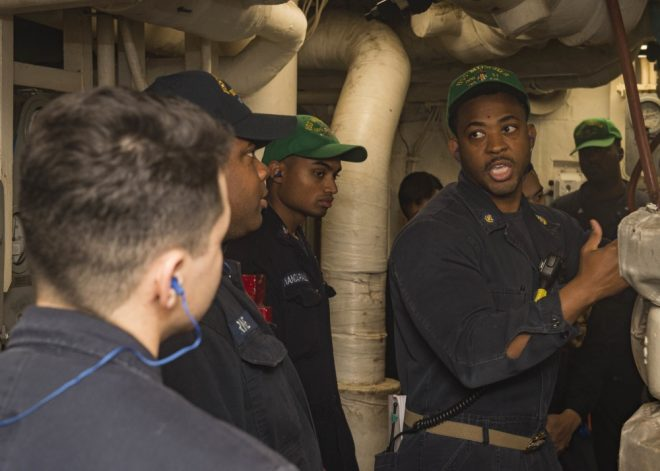 Navy Begins Temporary Senior and Master Chief Promotions for Critical Billets