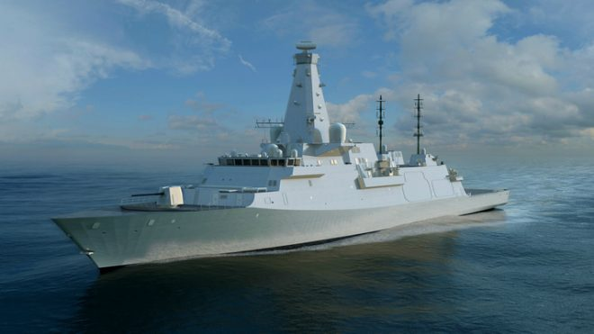 Reports: Australia Picks BAE Systems Design for $26B Warship Deal