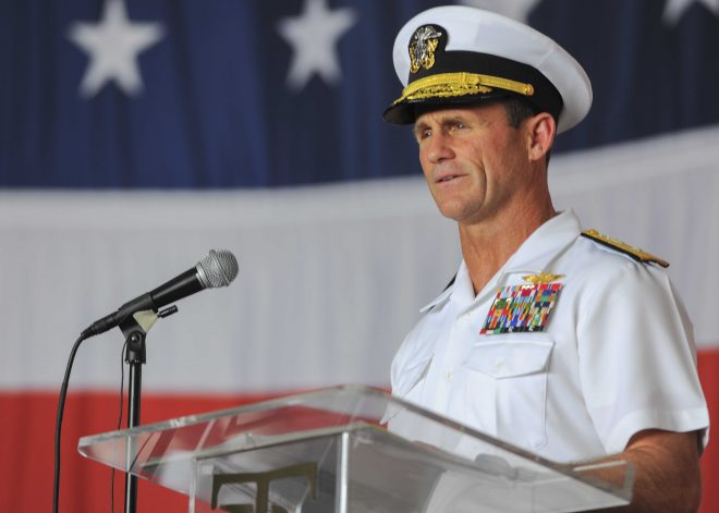 VADM Lewis Nominated to Lead U.S. 2nd Fleet; Maj. Gen. Jansen Nominated as Marines' Top Budget Officer