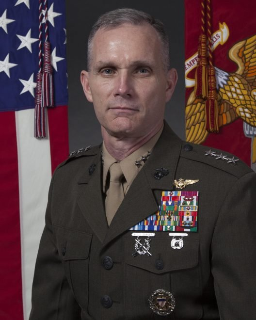 Lt. Gen. Gary Thomas Nominated to be Assistant Commandant Of Marine Corps