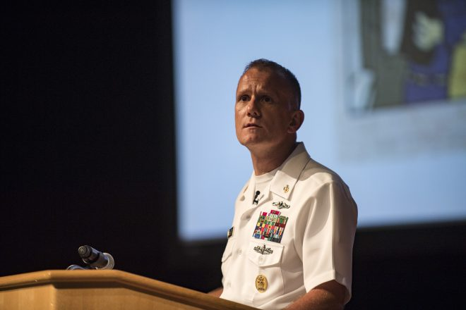 MCPON Giordano Under Investigation for Complaints of Workplace Misconduct