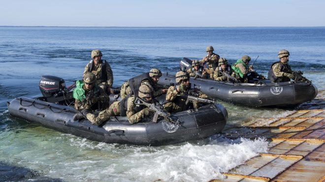USS Oak Hill BALTOPS Participation Highlights Pentagon Push for Unexpected Deployments