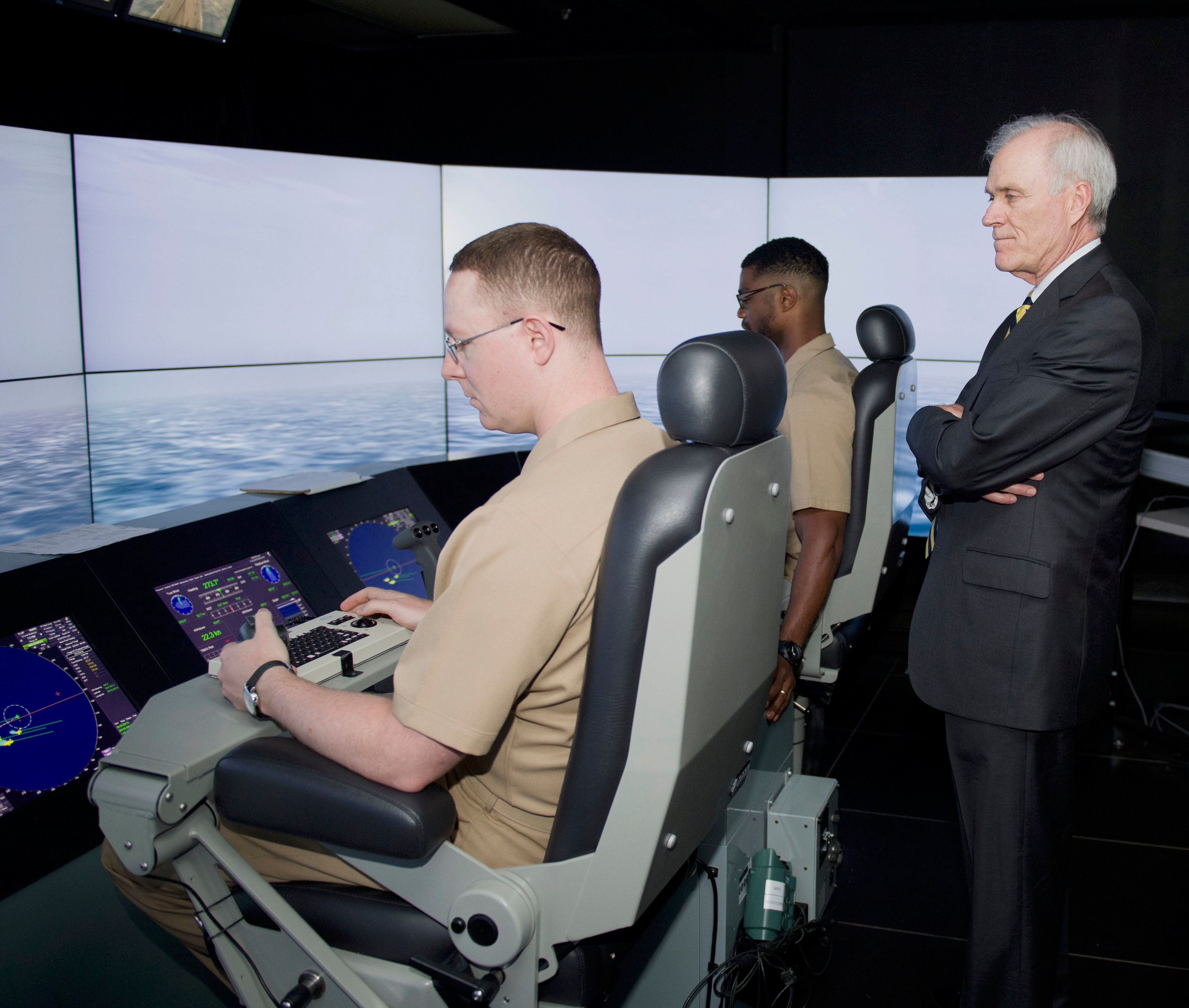 New Navy Career Path for Surface Warfare Officers Stresses