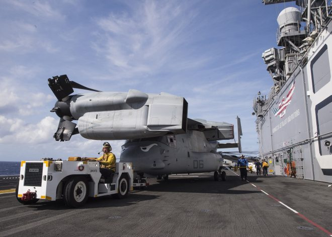 Less Experienced Maintainers Contribute to Rise in Naval Aviation Mishaps