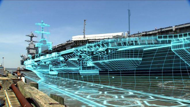 Geurts: Digitized Design Is Key to Speeding Up Shipbuilding, Repairs