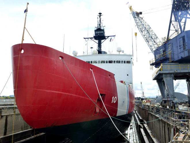 Report to Congress on U.S. Coast Guard Icebreaker Procurement