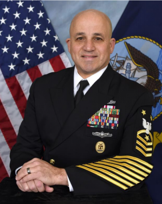 Fleet Master Chief Russell Smith Named Temporary MCPON