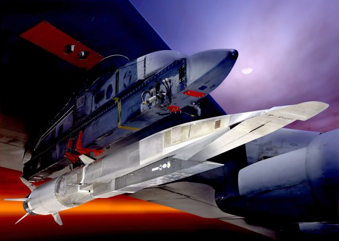 Report to Congress on Hypersonic Weapons
