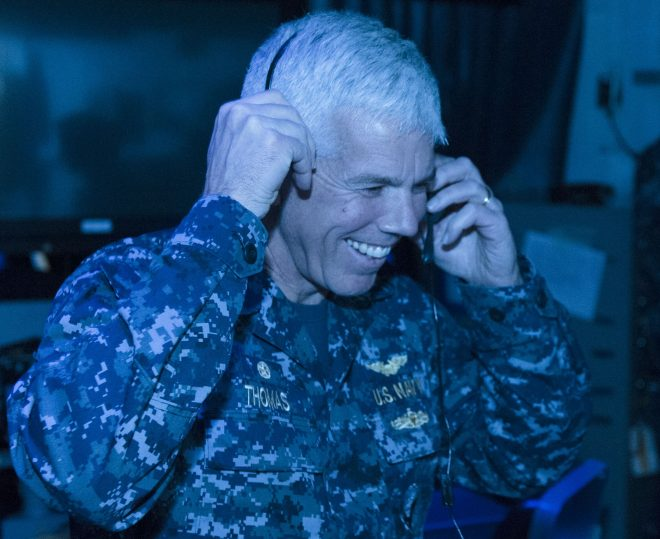 New Commander Takes Charge of Largest U.S. Navy Battle Force