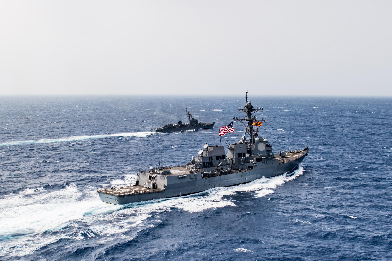 UPDATED: Ensign Aboard USS Jason Dunham Dies Following Small
