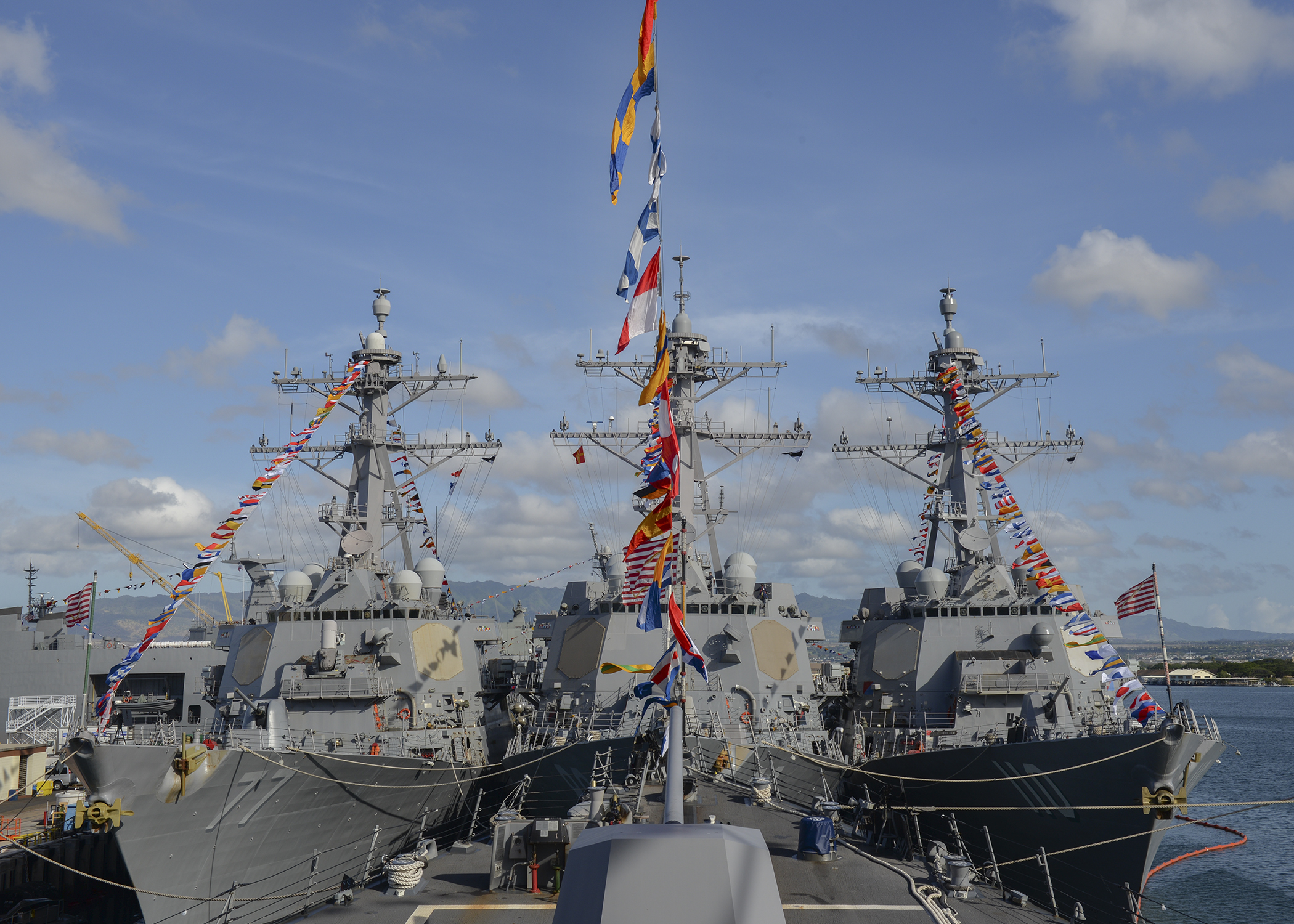 Navy Asks Hill for $64M for Short-Term Surface Warfare