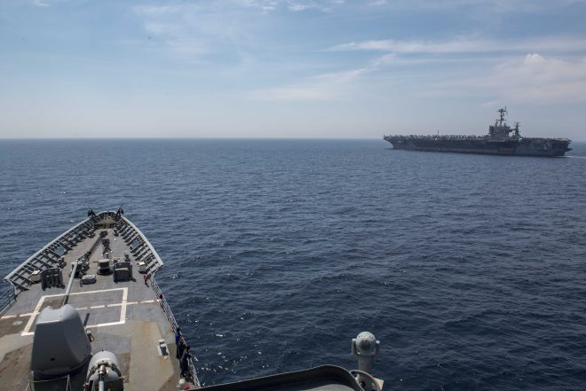 UPDATED: USS Harry S. Truman Now Operating in Cold War Era Submarine Hot Spot