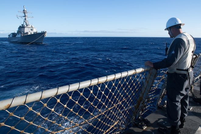 Wide Swath of Surface Navy Reforms Included in 2019 NDAA Conference Bill