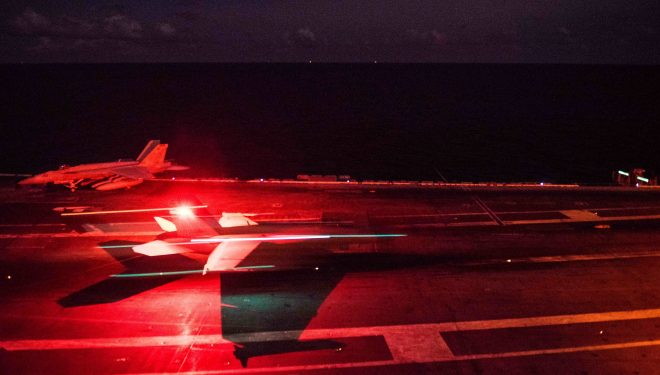 Navy Keeps Next-Generation Fighter Research Costs Classified