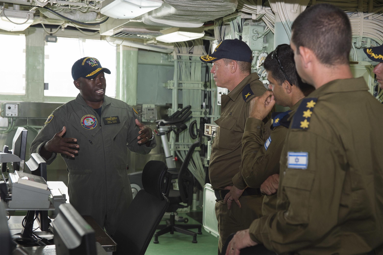 USNI News Fleet and Marine Tracker: July 23, 2018