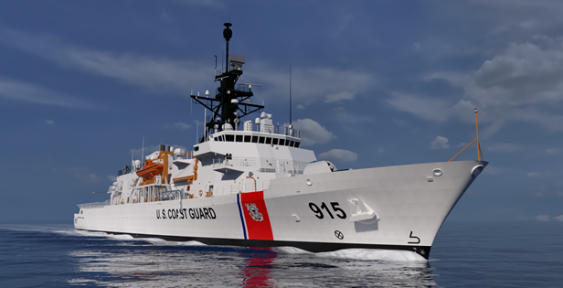 Coast Guard's Offshore Patrol Cutter Passes Final Critical Design Review