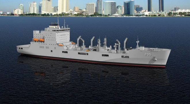 Report to Congress on the Navy Next-Generation Logistics Ship