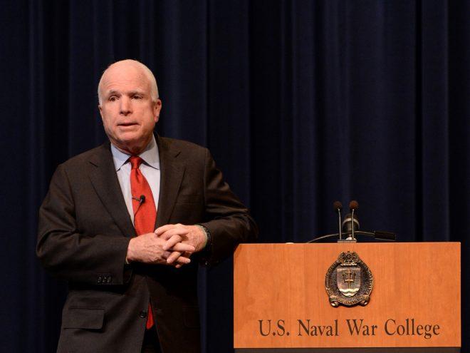 John McCain's Final Statement