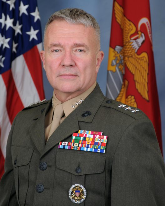 Marine Lt. Gen. McKenzie Nominated to Lead U.S. Central Command