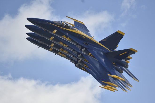 After Years of Waiting, Blue Angels Set for 'Super' Upgrade