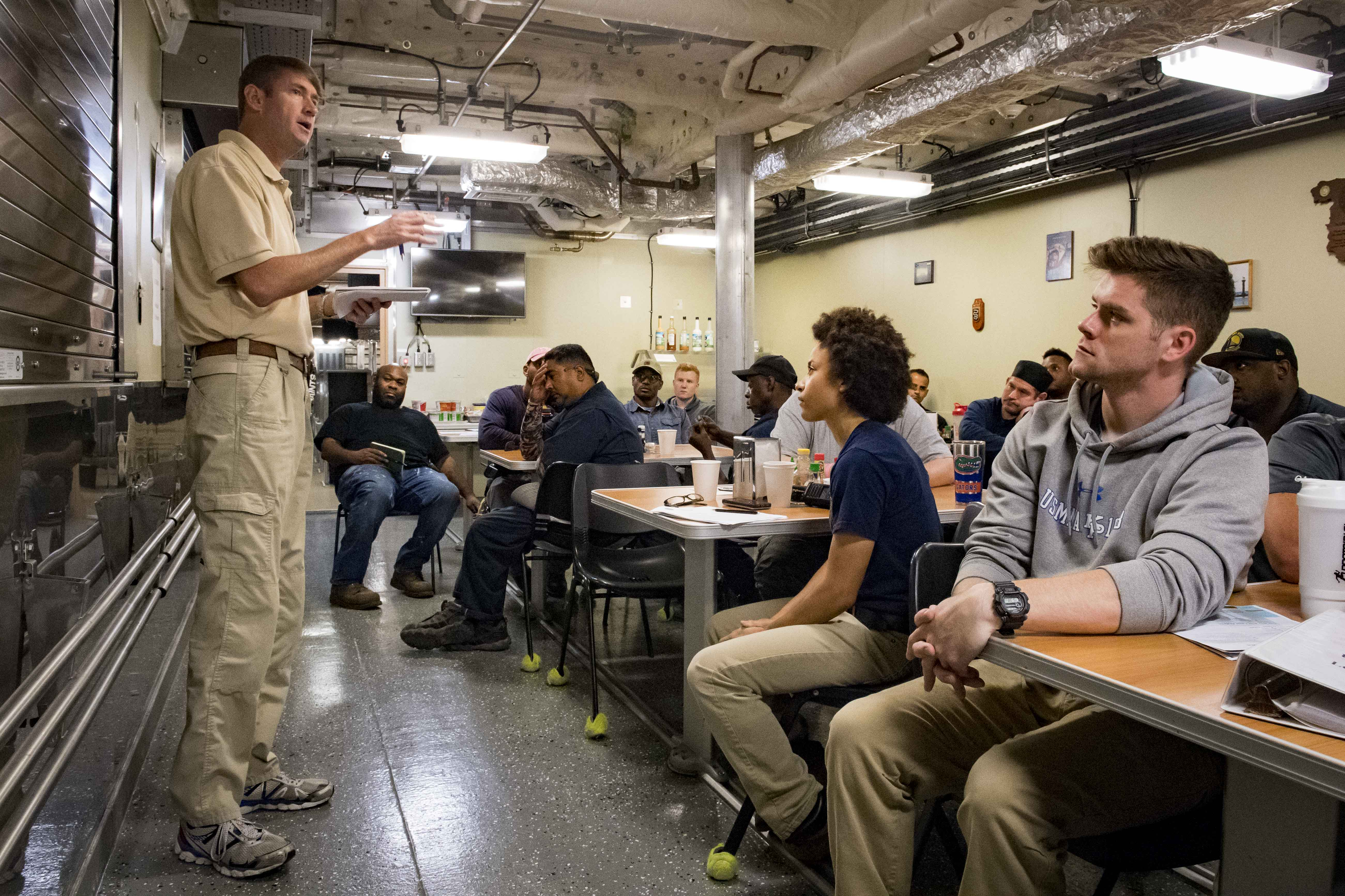 USNS Carson City Conducts First-Ever Black Sea Operation by an