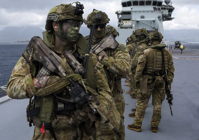 VIDEO: RIMPAC Showcases the Evolution, Expansion of Australia's Amphibious Force