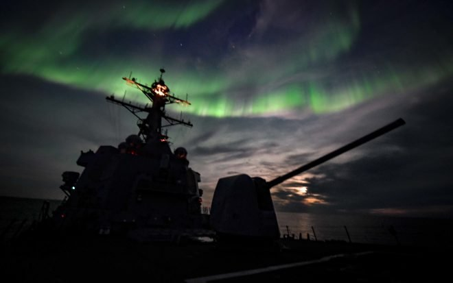New Navy, Marine Corps Strategic Blueprint for the Arctic