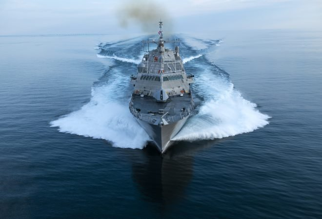 Navy Accepts Delivery of Freedom-Variant LCSs Sioux City, Wichita