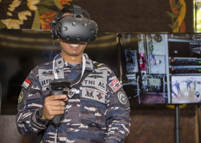 RIMPAC Innovation Fair Highlights Range of Solutions to Common Maritime Challenges