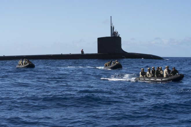 Navy: Lack of Submarine Parts Slowing Down Maintenance, New Construction